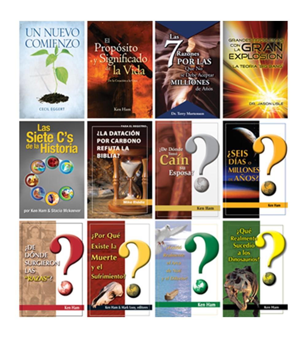 Paquete De Evangelismo Creacionista – Respuestas En Génesis